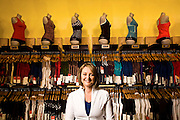 Christine Day, CEO of Luluulemon Athletica