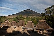 Indonesia Mangarrai village in  Lesser Sunda Islands NDS117