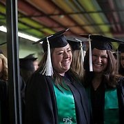 Utah Valley University Commencement at the UCCU Center on April 28, 2016 in Orem.<br /> <br /> Photo by Kim Raff