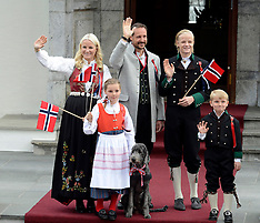 MAY 17 2013 Norway National Day
