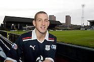Calum Elliot joins Dundee - 04.11.2011