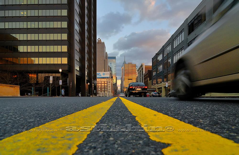 Street of Philadelphia