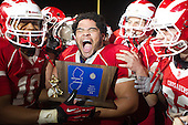 2012 Group 3 SJ Football Championship - Delsea vs Northern Burlington - December 8, 2012