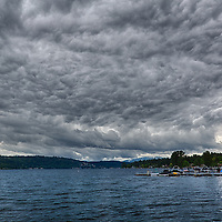 Shoot/Week 56: Skies over Lake Sammamish