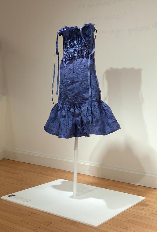 Recollection: Tailored Memories, a Master of Fine Arts Exhibition by Julie VonDerVellen.