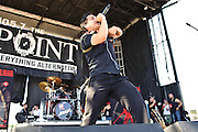 Janus perform at Pointfest 26 at Verizon Wireless Amphitheater in St. Louis on June 6, 2010