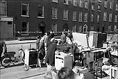 1963 - Dublin tenements evacuated at Fenian Street