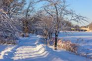Branch Brook Park, Newark, NJ  Winter 2015