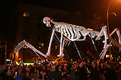 The 2008 NYC Halloween Parade