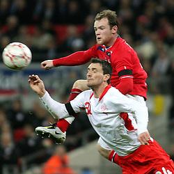 080206 England v Switzerland