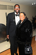 January 21, 2013-Washington, DC- (L-R) Celebrity Event Planner Andre Wells and Tonya Lombard,  AT&T attends the BET Inaugural Ball held at the Smithsonian National Art Museum and National Portrait Gallery on January 21, 2013 in Washinton, D.C. The 57th Presidential Inauguration celebrates the beginning of the second term of President Barack H. Obama. (Terrence Jennings)