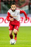 UTRECHT - Utrecht - Roda JC , Voetbal , Eredivisie, Seizoen 2015/2016 , Stadion Galgenwaard , 17-10-2015 , FC Utrecht speler Nacer Barazite