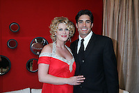 28 April 2006: A pregnant McKenzie Westmore and Galen Gering of Passions at the 33rd Annual Daytime Emmy Awards at the Kodak Theatre at Hollywood and Highland, CA. Contact photographer for usage availability.