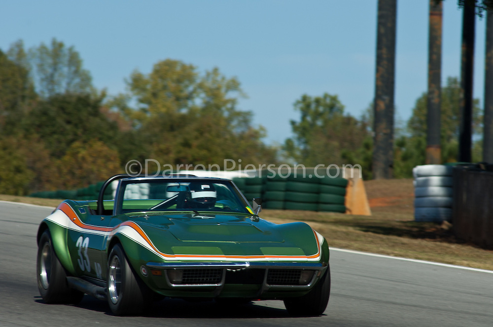 #33 6AP '70 Chev. Corvette: Woody Smith