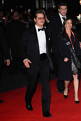 Brad Pitt attends The European Premiere of Fury at the Closing Gala of BFI LFF at Odeon Leicester Square, London on 19th October 2014