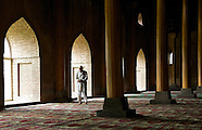 Islam. Srinagar, Kashmir.