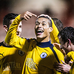 Airdrie United 1 v 4 Falkirk, 22/12/2012.