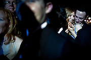 Attendees dance at the Inaugural Ball, January 21, 2013 in Washington, D.C.