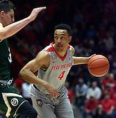 UNM vs Colorado State Men's Basketball 02/21/17
