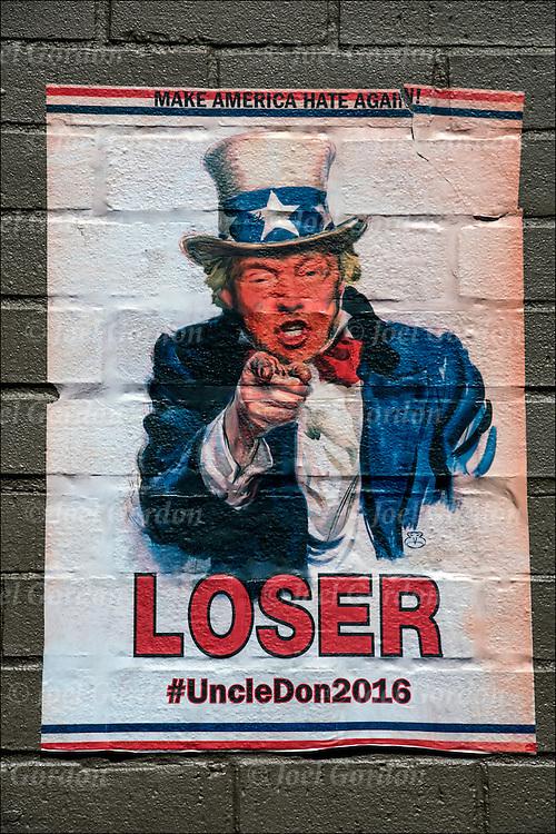 Uncle Sam Wants You Parody Anti-Trump   Joel Gord...