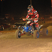 Canyon Offroad Park located just outside of Surprise, AZ. Quad Practice Session 8-18-06