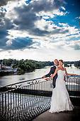 Donika & Denys' elegant Cambridge Mill wedding