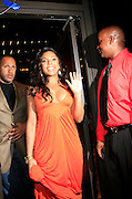 """Ashanti at The Bombay Sapphire & Vibe Magazine Present Ashanti's """"The Declaration"""" A Listening Party held at The W Hotel (West Street) on June 4, 2008"""