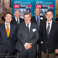 (l to r) David Thomas (Managing Director, Volvo Cars Ireland), David Lovegrove (President, Irish Sailing Association), Don O'Dowd, Tim Goodbody (Chairperson, Volvo Dún Laoghaire Regatta), and Alan Moore (Spirit Motor Groung attending the official launch of Volvo Dún Laoghaire Regatta 2017 in the National Maritime Museum of Ireland on Wednesday evening. The Regatta will be among the biggest mass-participatory sporting event in Ireland this year (eclipsed for numbers only by the city marathons).