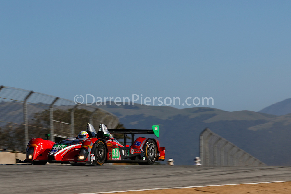 #38 Performance Tech Motorsports ORECA FLM09: James French, Kyle Marcelli