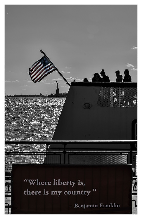 Battery Park, Manhattan, New York, NY.
