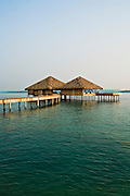 Over-water dining at Vista Restaurant and Vista Bar. Song Saa Private Island