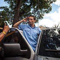 Capriles Regionales 2012