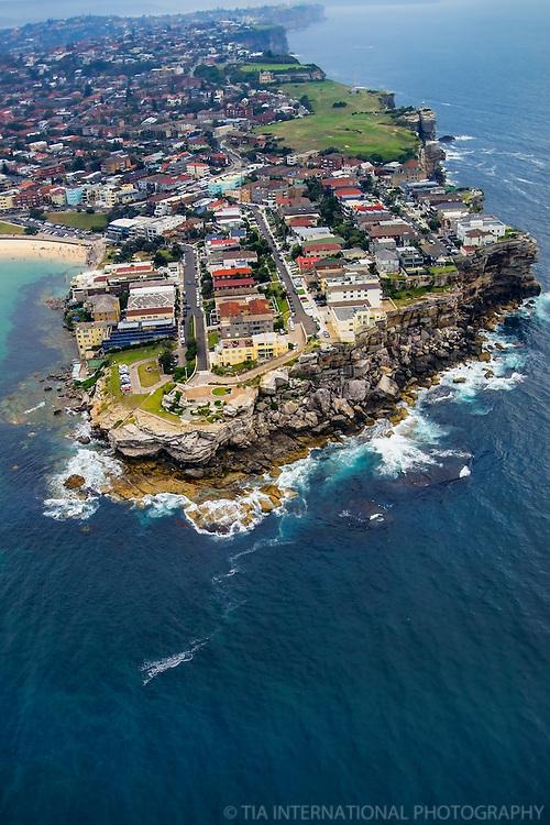 North Bondi Rocks & Eastern Shore of Sydney