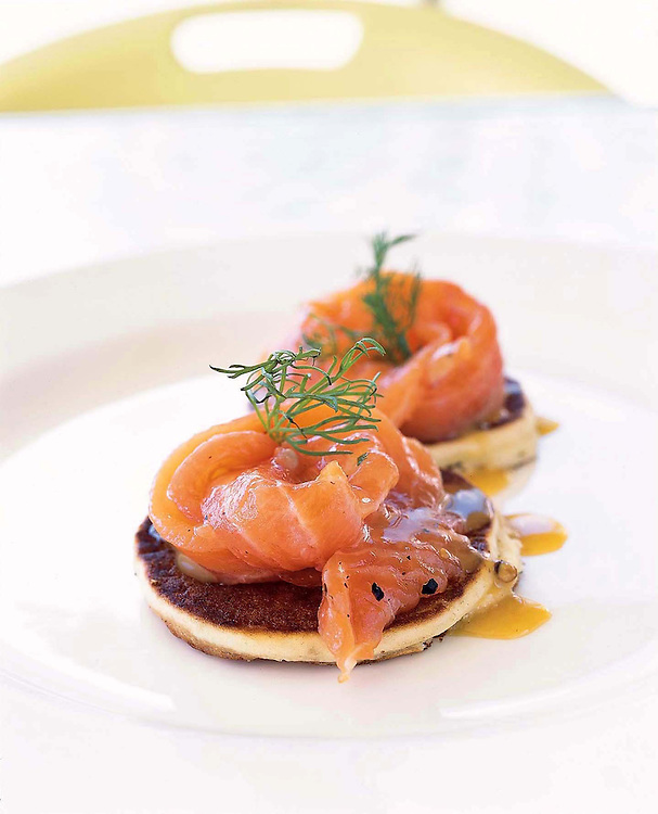 food, dining, entertaining, cooking, lifestyle, meal, home, house, interior, decor, design, garden, salmon