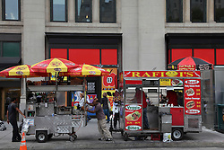 food carts in New York City