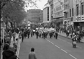 1981 - May Day Demonstration In Dublin.    (N72).