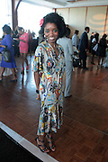 April 7, 2012 New York, NY: Actress Markita Prescott attends the 62nd Annual Women of Distinction Spirit Awards Luncheon & Fashion Show sponsored by The Links, Inc- Greater New York Chapter held at Pier Sixty at Chelsea Piers on April 7, 2012 in New York City...Established in 1946, The Links,  incorporated, is one of the nation's oldest and largest volunteer service of women, linked in friendship, are committed to enriching, sustaining and ensuring the culture and economic survival of African-American and persons of African descent . The Links Incorporated is a not-for-profit organization, which consists of nearly 12, 000 professional women of color in 272 located in 42 states, the District of Columbia and the Bahamas. (Photo by Terrence Jennings)