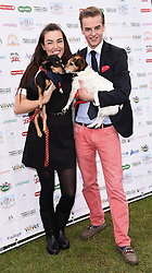 Celebrity vet Marc Abraham holds PupAid - A one day festival for dog owners and enthusiasts to raise awareness of puppy farming which is the mass production of puppies for commercial gain without a thought for the welfare of the pup or dog and sometimes involves the animals living in terrible conditions. The cause has many celebrity followers.  Held at Primrose Hill, London on Saturday 5 September 2015