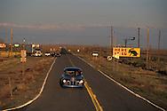 Old Route 66, Near Jack Rabbit Trading Post, Joseph City, Arizona, USA