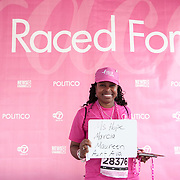 Susan G. Komen Race for the Cure portraits (Photo by Jay Westcott for WJLA)