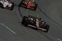 Tony Kanaan, Kentucky Indy 300, Kentucky Speedway, Sparta, KY USA 10/2/2011