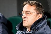 DEN HAAG - ADO Den Haag - Telstar , Voetbal , KNVB Beker , Seizoen 2016/2017 , Kyocera Stadion , 25-10-2016 , ADO Den Haag trainer Ziljko Petrovic