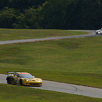 #3 Corvette Racing Chevrolet Corvette C6 ZR1: Jan Magnussen, Antonia Garcia