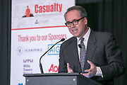 Advisen presents the Casualty Insights Conference on April 6, 2017. (Photo: www.JeffreyHolmes.com)