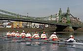 20090316/20 Tideway Scullers School, Great Eight Training Week. London