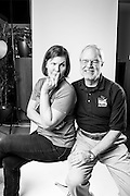Gary Edwards<br /> Retired Rocket Scientist<br /> Veterans Portrait Project Volunteer<br /> <br /> Stacy Pearsall<br /> Retired Combat Photographer<br /> Veterans Portrait Project Founder<br /> <br /> El Paso, TX