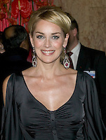 OSLO 20061210; * * * NORWAY OUT * * * .Attending the Peace Prize-banquette at Grand Hotel Oslo. Sharon Stone. Photo: Tom Hansen Code: 5003 COPYRIGHT STELLA PICTURES