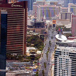 The Las Vegas Strip During Daytime