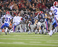 Ole Miss vs. Louisiana Tech in Oxford, Miss. on Saturday, November 12, 2011.