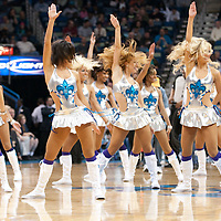 Oklahoma City Thunders VS New Orleans Hornets 02.03.2010